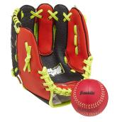 Glove and Ball Baseball Set - Assorted Colour