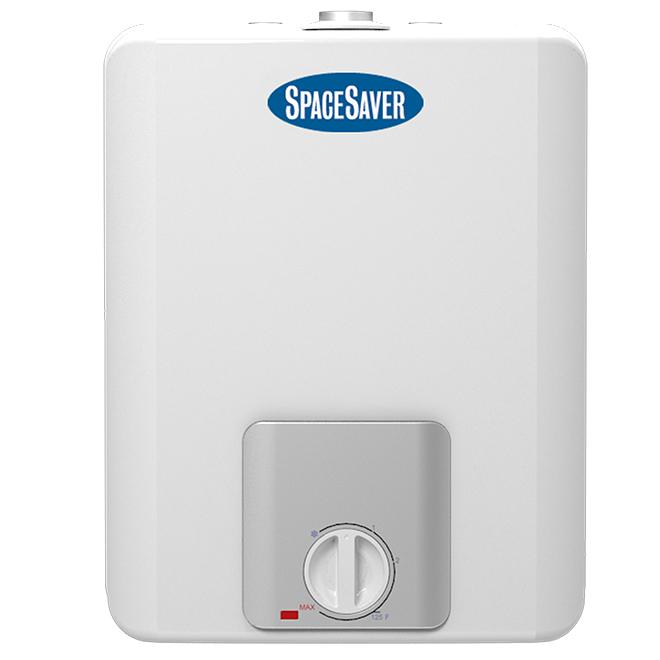 Chauffe-eau électrique, 2,5 gallons, 120 V