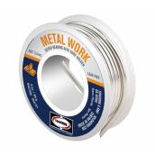 "Wire Solder - SAC300 - 0.062"" - Metal - Silver"