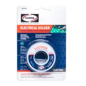 Electrical Solder Wire - Lead Free - Silver - .062'' - 30 oz