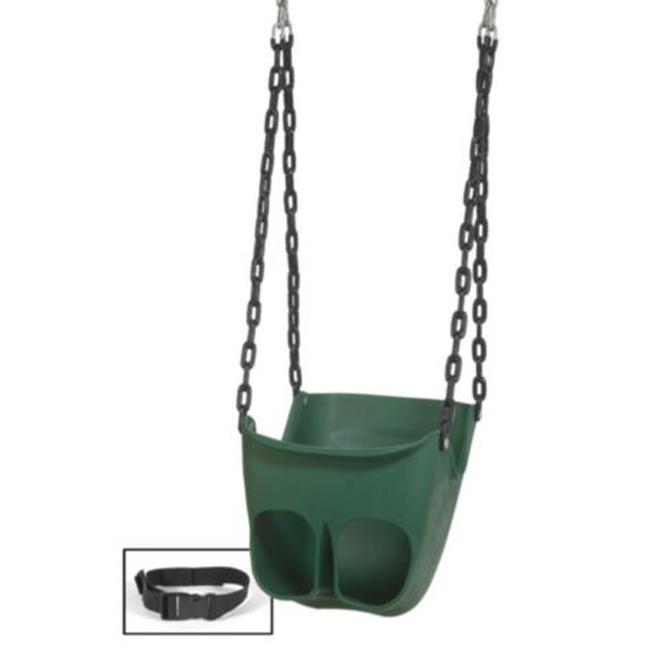 Commercial-Grade Toddler Swing