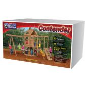 Build-it-yourself kits - Contender