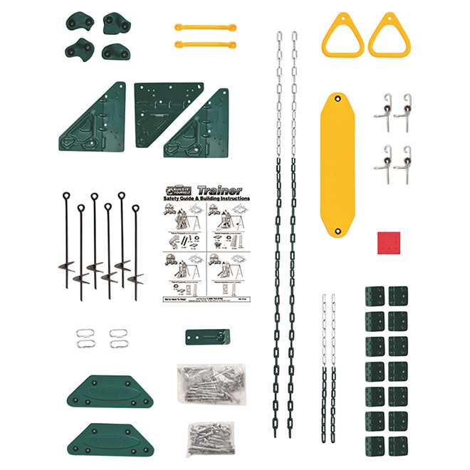 Build-it-yourself kits - Trainer