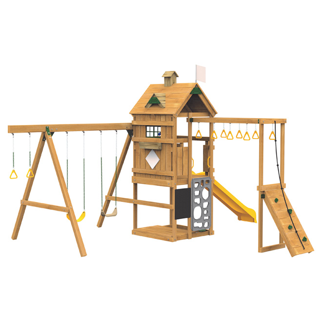 """Ready to assemble """"Contender"""" Playset"""