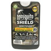Répulsif à insectes en format de poche Combat Formula, 40 ml
