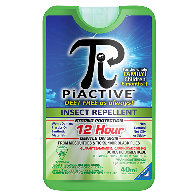 Insect Repellent - Strong - 12 Hours - 40 mL