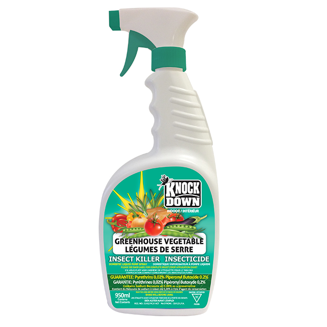 Vegetable Insecticide - Spay - 950 mL