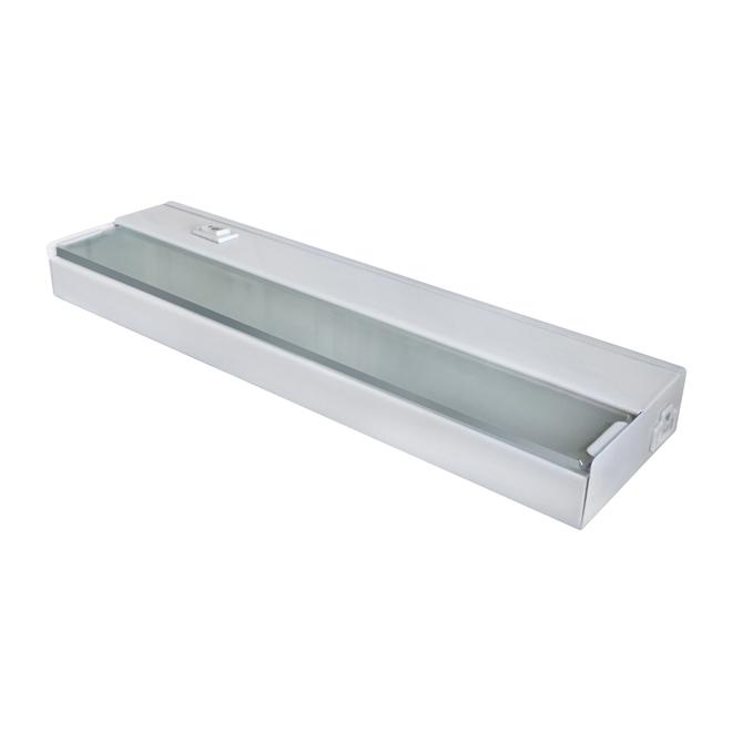Éclairage avec diffuseur pour sous-comptoir