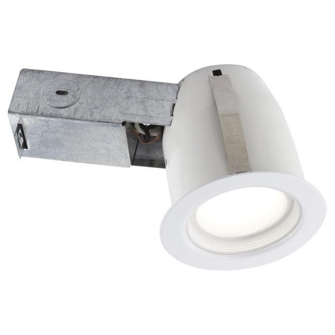 Luminaire encastré à intensité réglable, TEK, DEL 9 W