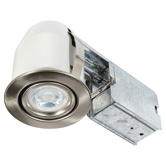 sports shoes bc15b a7a44 BAZZ Directional Recessed Light - MINI - 7W LED - Brushed ...