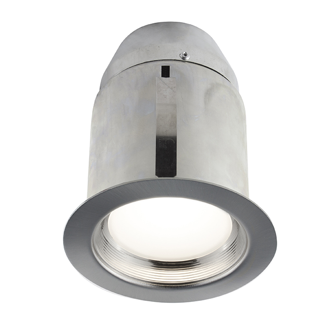 Bazz 930 Series Recessed light - 65 Watts - Dimmable - 1-Pack - Brushed Chrome