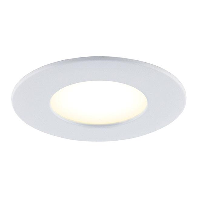 "Recessed LED Light - Wi-Fi Mood - 4"" - 11 W - White"