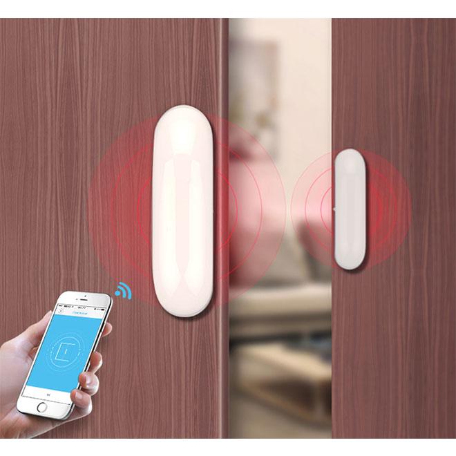 """Wireless Door Contact - WiFi - 2"""""""