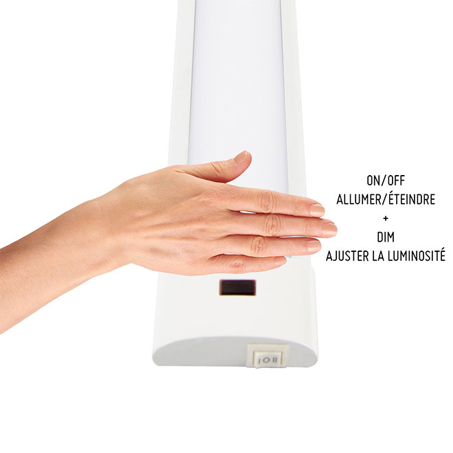 Undercabinet Light with Motion Detector - LED 8 W - 18''