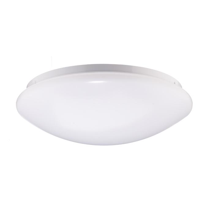Smart Flushmount Light - White and Colour - 24 W - 14''