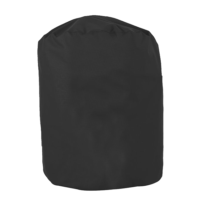 "Kettle Grill Cover - 27.5"" x 35"" - Black"