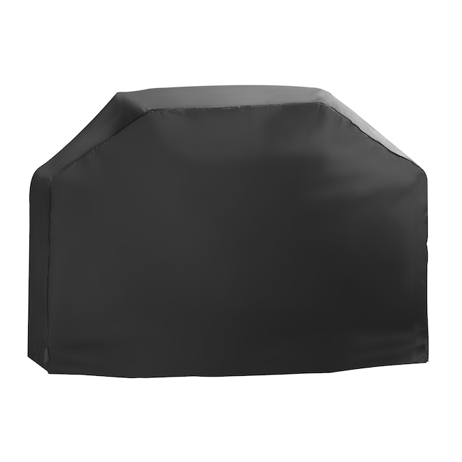 Mr. Bar-B-Q cover for 3- to 5-Burner Barbecue - 65-in - Black