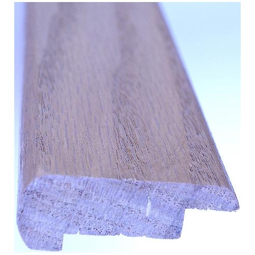 """Stair Nosing - Oak - 72"""" x 8 mm - Natural Oak"""