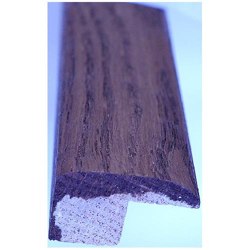 "J-Moulding - Oak - 72"" x 10 mm - Natural Oak"