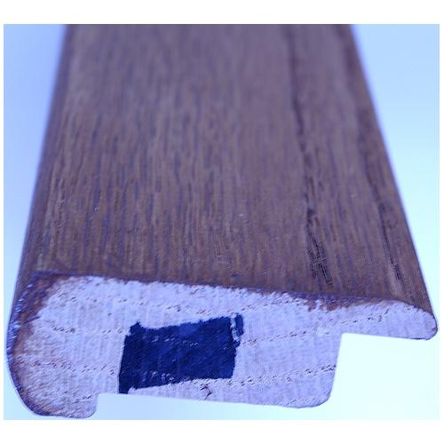 """Stair Nosing - Oak - 72"""" x 11 mm - Natural Oak"""