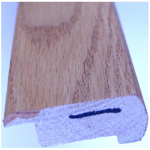 "Stair Nosing - Oak - 72"" x 11 mm - Cherry"