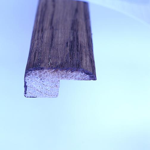 """J-Moulding - Oak - 72"""" x 8 mm - Kahlua Oak"""