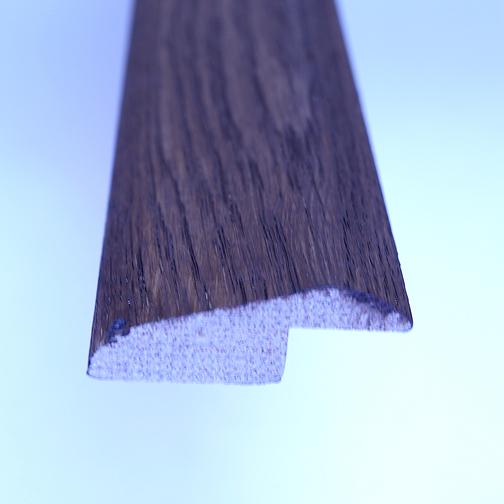 Quickstyle Reduction Moulding - Kahlua Oak - Autoclic Style - Floor Installation - 72-in L x 8-mm