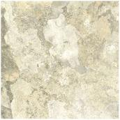 Vinyl Tile - Beige Travertine