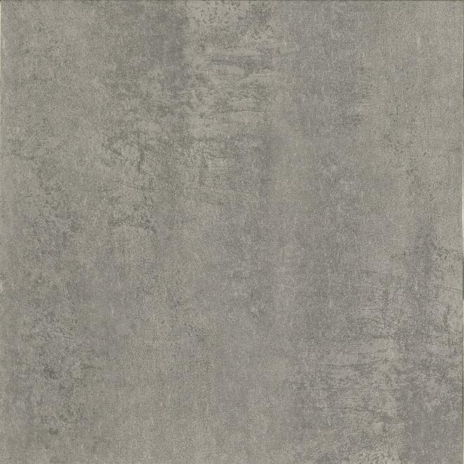 """Tuiles de vinyle autocollantes, gris, 12"""" x 12"""", 45/bte"""