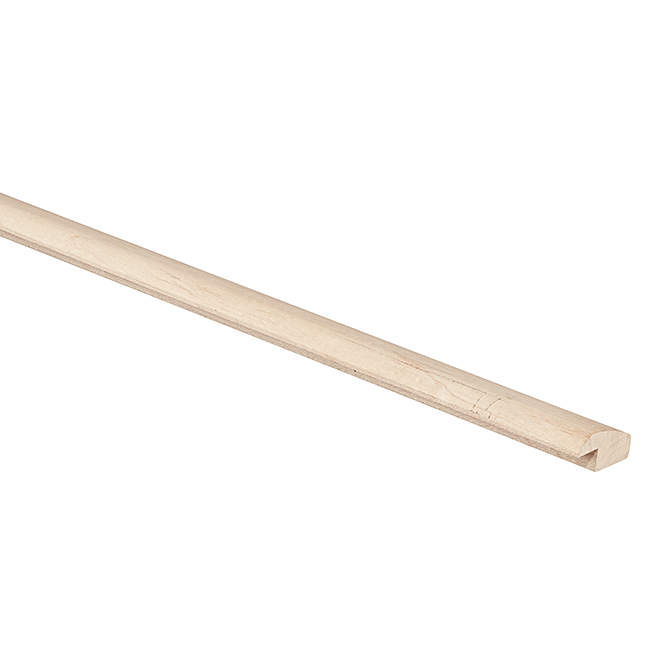 """Reducer Moulding - Maple - 1 3/4"""" x 72"""" - Natural"""