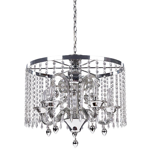 Diva Light Chandelier RONA - Kitchen light fixtures rona