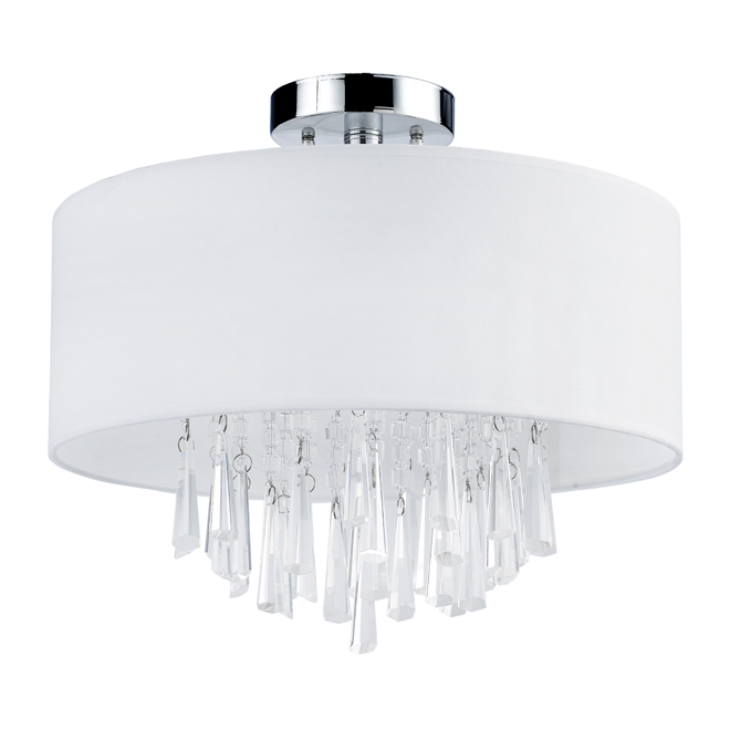 Naples Flushmount RONA - Kitchen light fixtures rona