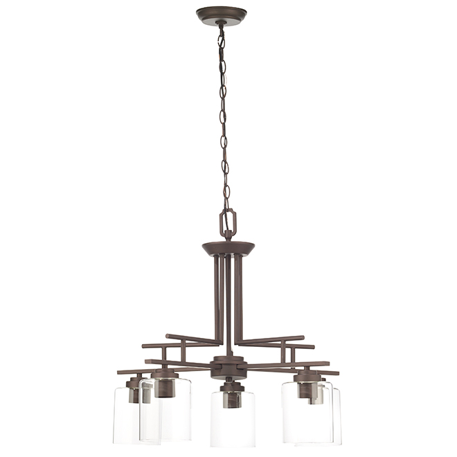 Montebello Pendant Light - Oil Rubbed Bronze