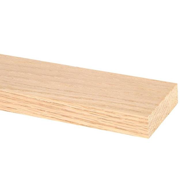 Oak 1 in x 3 in x 8 ft