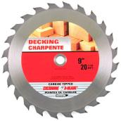 9-IN CIRCULAR SAW BLADE 24TH