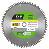 Cabinetry Circular Saw Carbide Blade- 10