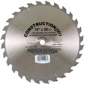 Finishing Circular Saw Blade- 40-tooth - 10