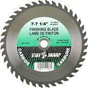 Finishing Circular Saw Blade - 40-tooth - 7