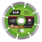 Exchange-A-Blade Segmented Diamond Blade - Green Series - 4 1/2""