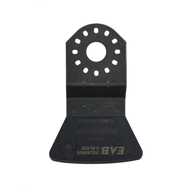 EAB Industrial Rigid Scraping Blade - 2-in W - 1 1/2-in Cutting Depth - Steel