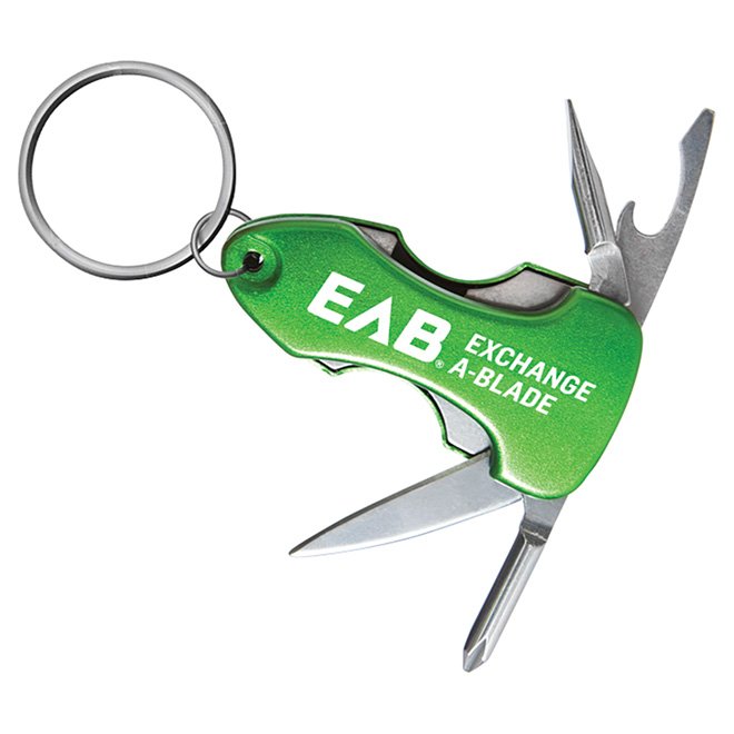 Multi-Tool Key Chain