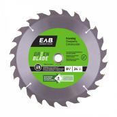 """Green Blade Framing Circular Saw Blade - 24 TH - 8 1/4"""""""