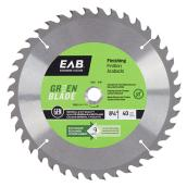 Green Blade Finishing Circular Saw Blade - 24 TH - 8 1/4""
