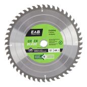 Green Blade Finishing  Circular Saw Blade - 48 TH - 12