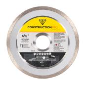 "Continuous Circular Saw Blade Pro Diamond - 4 1/2"" - Exchangeable"