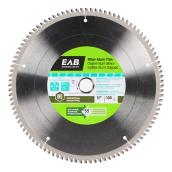 Aluminium Thin Industrial Saw Blade - Carbide - 12 in. - 100 Teeth - Exchangeable