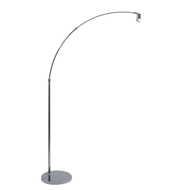 Floor lamp 65 chrome