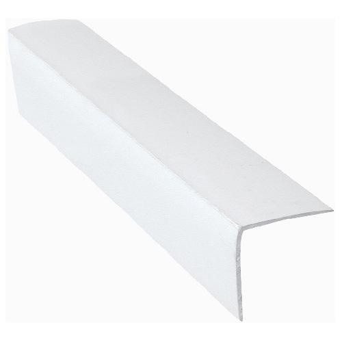 """PVC Wallpaper Moulding 3/4"""" x 8'  - White"""
