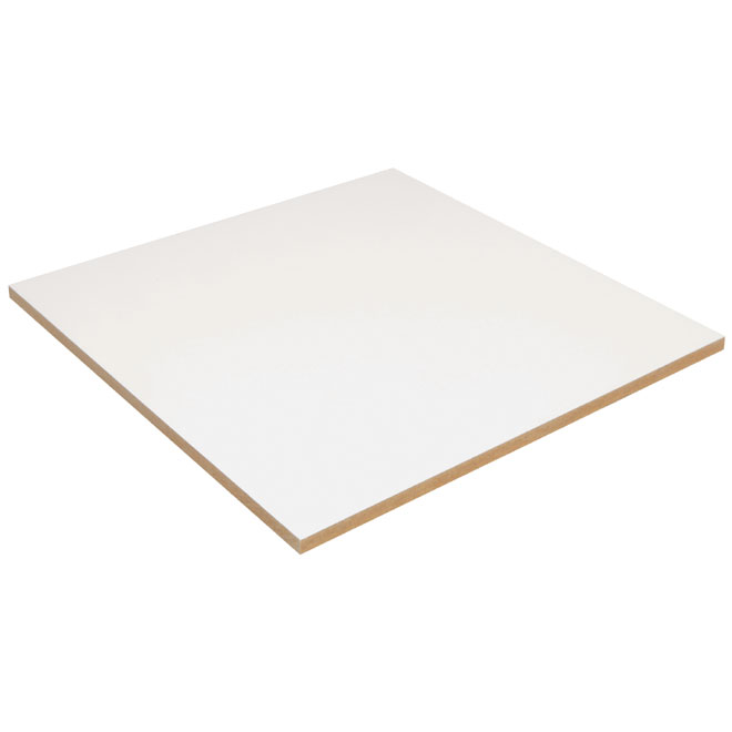"""Embassy Ceiling Tiles - 1/4"""" x 24"""" x 24"""" - White"""