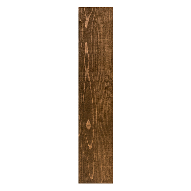 Interior Wooden Wall Cladding - 12PK - Sienna